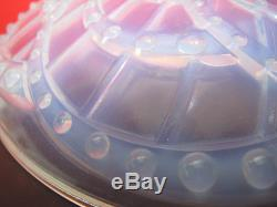 C 1926 Opalescent Art Deco Modernist ARCS Bowl by Alfred Landier for Sevres yqz