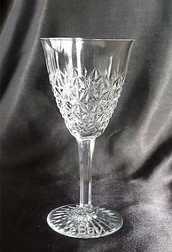 Collection 25 Baccarat Bellinzona Crystal Wines, Cordials, Bowls, Champagnes