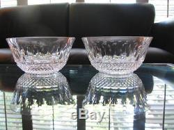 St Louis Crystal Tommy Bowl Set of 2