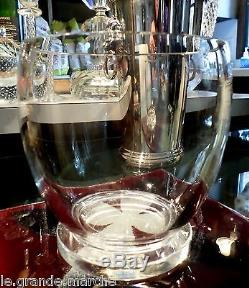 Steuben American Art Glass Ice Bowl Bucket Vase By Frederick Carder, Chase #7547